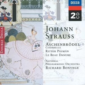 Strauss, Johann II: Aschenbrodel (Cinderella) etc.