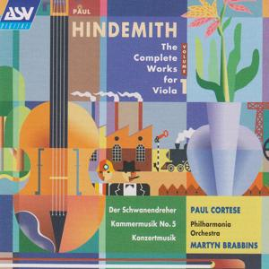 Hindemith: The Complete Works for Viola Vol.1