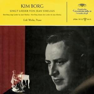 Kim Borg sings Sibelius Songs