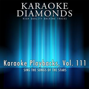 Karaoke Playbacks, Vol. 111
