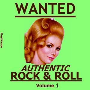 Wanted Authentic Rock & Roll (Vol. 1)