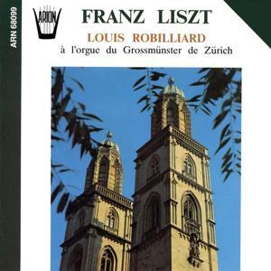 Liszt : Louis Robillard à l'orgue du Grossmünster de Zürich