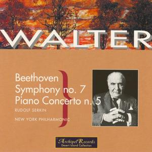 Beethoven: Symphony No. 7 in A Major Op.92, Piano Concerto No. 5 in E Flat Major Op.73