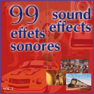 99 effets sonores, Vol. 2