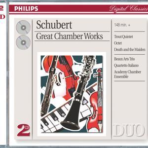 Schubert: Great Chamber Works