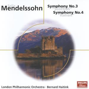 Mendelssohn: Symphonies Nos.3 & 4; Hebrides Overture