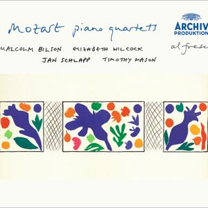 Mozart: Piano Quartets K.478 & K.493