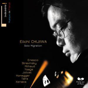 Solo Migration (Modern Music for Solo Violin)