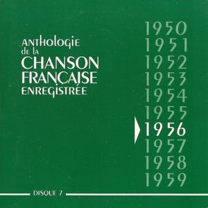 Anthologie de la chanson française : 1956