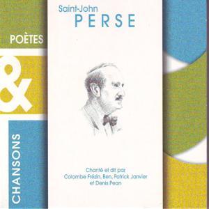 Poetes & chansons - saint-john perse