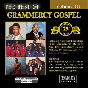 The Best of Grammercy Gospel, Vol. 3
