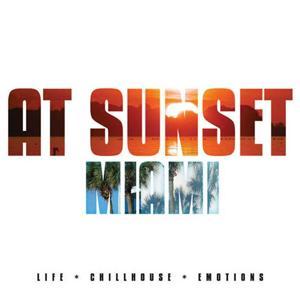 At Sunset - Miami