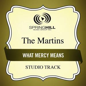 What Mercy Means (Studio Track)