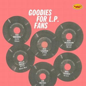 For LP Fans: Rarity Music Pop, Vol. 187