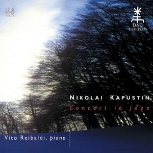 Kapustin: Concert in Jazz