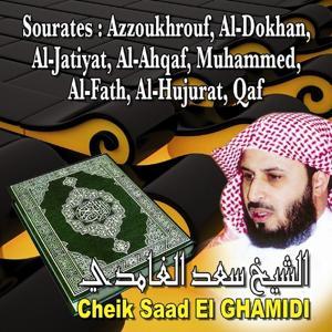 Sourates Azzoukhrouf, Dukhan, Al Jatiyah, Al Ahqaf, Muhamad, Al Fath, Al Hujurat, Qaf - Quran - Coran - Récitation Coranique