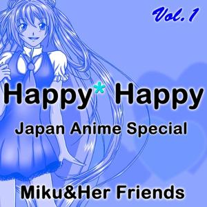 Happy* Happy (Japan Anime Special)