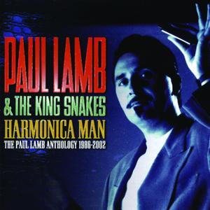 Harmonica Man: The Paul Lamb Anthology 1986-2002