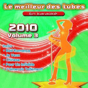 Le meilleur des tubes en karaoké (2010, Vol. 3)