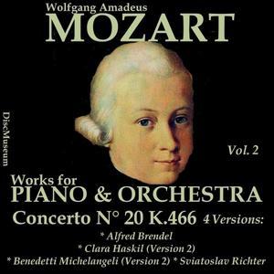 Mozart, Vol. 2 : Concertos K466