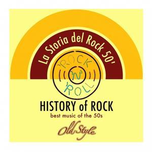 History of Rock: La storia del rock 50' (Best Music of the 50s)