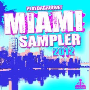 Playdagroove! Miami Sampler 2012