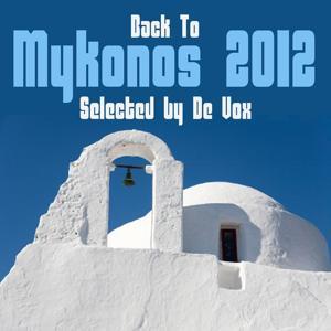 Back to Mykonos 2012 (Selected By De Vox)