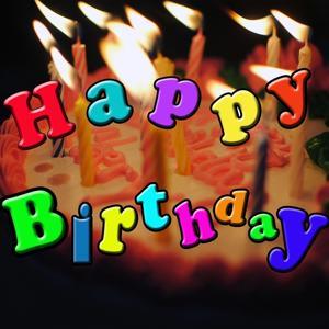 Happy Birthday (Tanti Auguri)