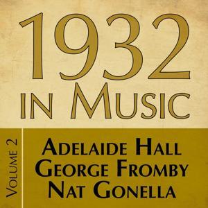 1932 in Music, Vol. 2
