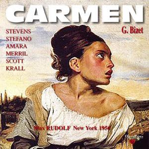 Bizet : Carmen (New York 1956)