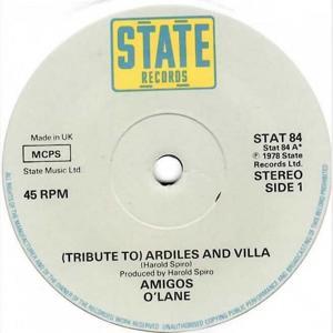 (Tribute To) Ardilies & Villa