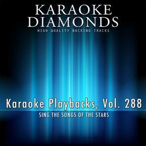 Karaoke Playbacks, Vol. 288