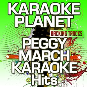 Peggy March Karaoke Hits (Karaoke Planet)