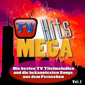 TV Mega Hits - Die besten TV Titelmelodien und die bekantesten Songs aus dem Fernsehen (Vol. 1)