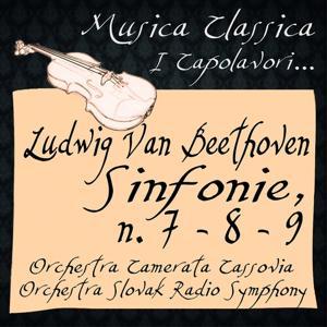 Beethoven: Symphonies No. 7, 8 & 9 (Musica Classica - I Capolavori...)