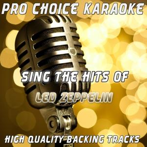 Sing the Hits of Led Zeppelin (Karaoke Version) (Originally Performed By Led Zeppelin)