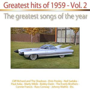 Greatest Hits of 1959, Vol. 2 (The Gretest Songs of the Year)