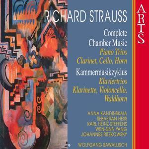 Strauss: Complete Chamber Music, Vol. 9