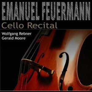 Emanuel Feuermann - Cello recital