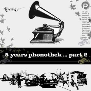 5 Years Phonothek, Pt. 2