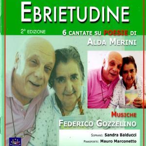 Ebrietudine, 6 cantate su poesie di Alda Merini