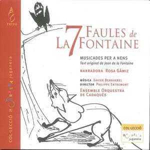 Xavier Benguerel: 7 Faules De La Fontaine