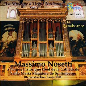 La musique d'orgue italienne, vol. 1