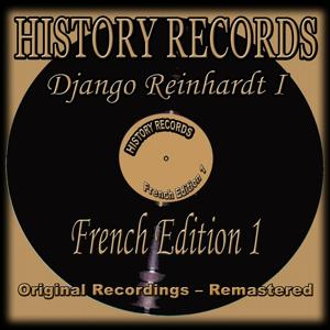 History Records - French Edition 1 (Original Recordings - Remastered)