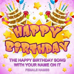 Happy Birthday (Female Names)