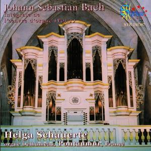 Bach: Intégrale de l'oeuvre d'orgue, vol. 1