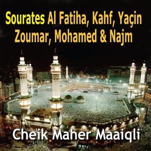 Sourates Al Fatiha, Kahf, Yassine, Zoumar, Muhamed, Najm (Quran - Coran - Islam)
