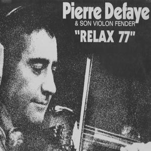 Pierre Defaye & Son Violon Fender (Relax 77)