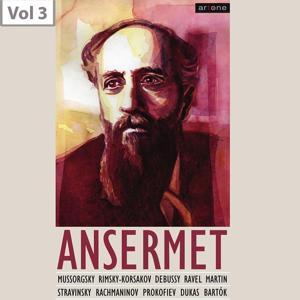Ernest Alexandre Ansermet, Vol. 3