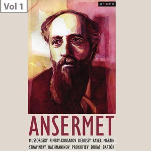 Ernest Alexandre Ansermet, Vol. 1